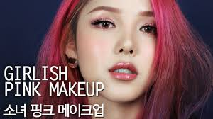 how to pull off pink eye makeup like a