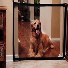 180x72cm Magic Gate For Dogs Portable Retractable Folding Mesh Screen Gate For House Indoor Use Dog Safe Guard Install Anywhereq4sfzjkx Lazada Ph