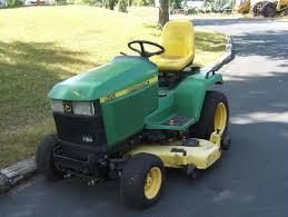 john deere garden tractors pact