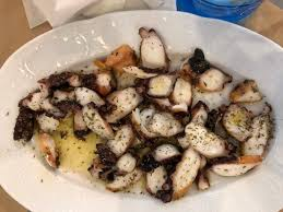 Why Greek Style Octopus is So Good
