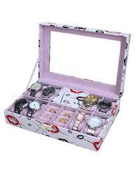 reebonz diy makeup organizer box lock