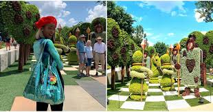 the atlanta botanical gardens throws