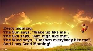 awesome good morning quotes for friends messages for friends