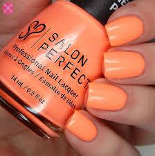salon perfect neon pop summer 2017