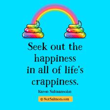 lovely quote life rainbow