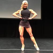 Taylor Smith   Beautiful Muscle Girls