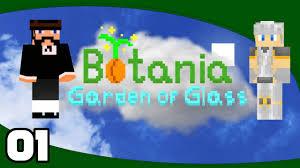 surviving with botania 1 starting