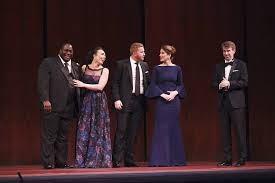 Met Competition Features Nation's Top Opera Talent - WSJ