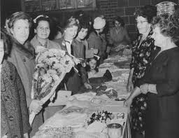 WI Sale of Work, Church Hall, Soham. Madge Smith, President. Miss ...
