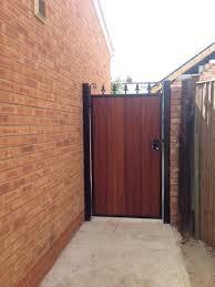 middleton side gate side gates metal