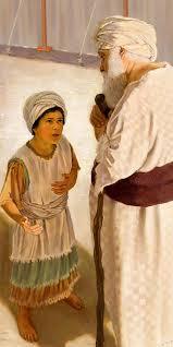 Resultado de imagen para samuel el niño profeta