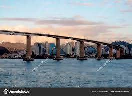 Bridge in the Brazilian city of Victoria — Stock Photo © bosun5555  #173319550