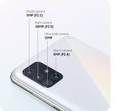 Samsung Galaxy A51 - 6GB RAM - 128GB - Black | 2B Egypt