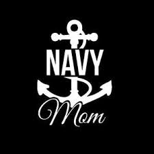 Navy Mom Vinyl Decal Stickers Sticker Flare Llc