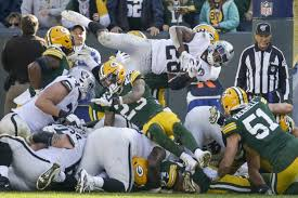 Aaron Rogers accounts for 6 TDs in Packers' rout of Raiders - Los Angeles  Times
