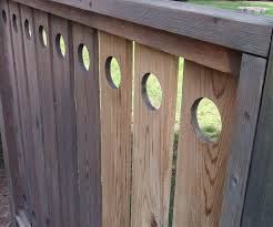 How To Strip And Re Strain A Wood Fence Or Privacy Panels 9 Steps With Pictures Instructables