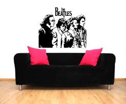 The Beatles Vinyl Wall Decal Sticker Stonecreekdecor On Artfire