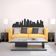 Kansas City Mo Skyline Wall Decal Kc Skyline Silhouette