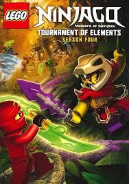 Lego Ninjago: Masters of Spinjitzu: Rebooted Season 4