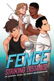 Fence Author Sarah Rees Brennan On Queer Romance In Sports Stories Los Angeles Times