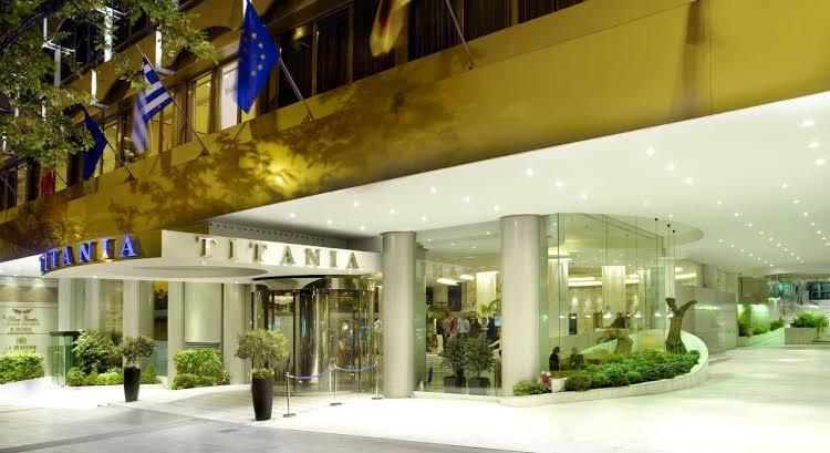 """Resultado de imagem para Atenas Hotel Titânia"""""""