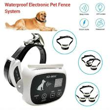 Wireless Electric Portable Dog Fence System With Multiple Collar Best Seller Kaimax Express
