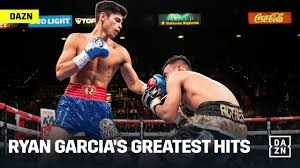 Seven Minutes Of Ryan Garcia's Greatest Moments In The Ring - YouTube