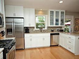 kitchen cabinet gl doors frosted