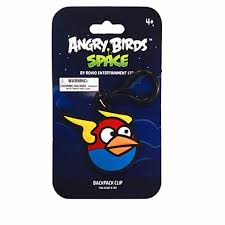 Commonwealth Toys Angry Birds Space Lightning Blue Bird 3.5