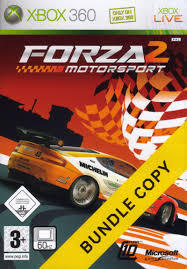 forza motorsport 2 2007 xbox 360 box