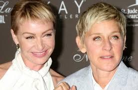 Ellen DeGeneres wife, Portia de Rossi, has 'problematic history of  silence' — TodayHeadline