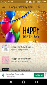 Download Happy Birthday Cousin Free For Android Happy Birthday Cousin Apk Download Steprimo Com