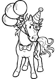 Kids N Fun Kleurplaat Paarden Paarden