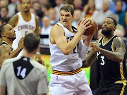 2015-16 Cleveland Cavaliers Player Review: Timofey Mozgov - Fear The Sword