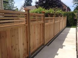 Einzigartige Modell Cedar Fence Panels Woodfence Horizontal Gate Vinyl Gardenfence Fenceideas Woodenfence Yard Cedar Fence Wood Fence Building A Fence