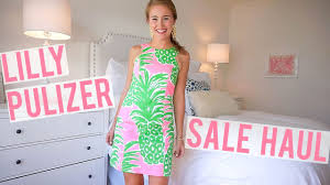 Lilly Pulitzer Sale Haul 2016