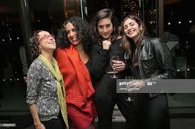 Filmmaker Abigail Child, filmmaker Marianne Shaneen, Juliet Averbuj... News  Photo - Getty Images
