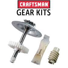 sears craftsman garage door opener