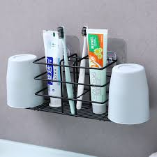 toothbrush holder stainless steel wall