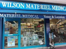 Wilson Matériel Médical Antibes Juan les Pins - Orthopédie ...