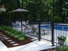 Information About Rate My Space Backyard Pool Landscaping Inground Pool Landscaping Pool Fencing Landscaping