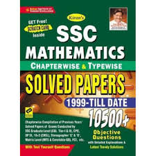 Kiran SSC Mathematics Chapterwise And Typewise Solved Papers