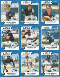 A Pack To Be Named Later: 1989 Double Bubble Major League Movie Set
