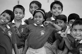 School Kids Photograph by Abhilash G Nath