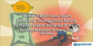 kata kata bijak tentang hutang piutang quotes
