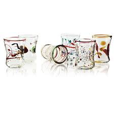 goto venetian wine glasses set of 6