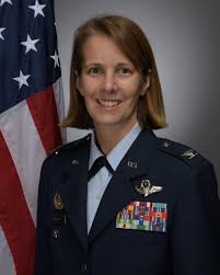 COLONEL JENNIE R. JOHNSON > Air Reserve Personnel Center > Display