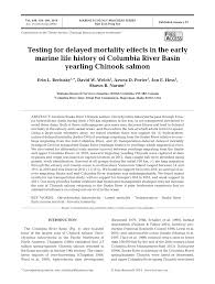testing for dela mortality effects