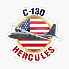 C 130 Stickers Redbubble