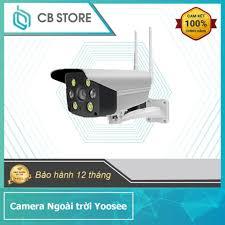 Bán Camera wifi yoosee FullHD 2.0MP ngoài trời nét nhất góc rộng xem đêm có  màu - Giám sát từ xa - Báo động chuyển động - Đàm thoại ghi âm 2